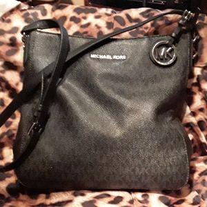 Michael Kors W/Silver Accents purse